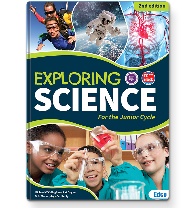 Exploring Science NEW 2nd Edition
